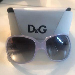 Accessories - D&G women's glasses